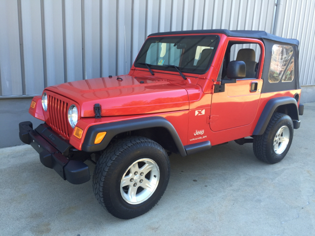 2004 Jeep Wrangler In Lakewood NJ - Race Auto