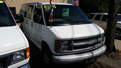 2001 Chevrolet Express Cargo for sale in East Providence, RI