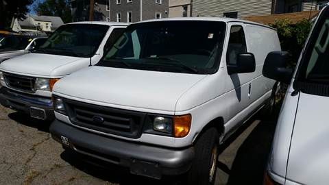 2006 Ford E-Series Cargo for sale in East Providence, RI