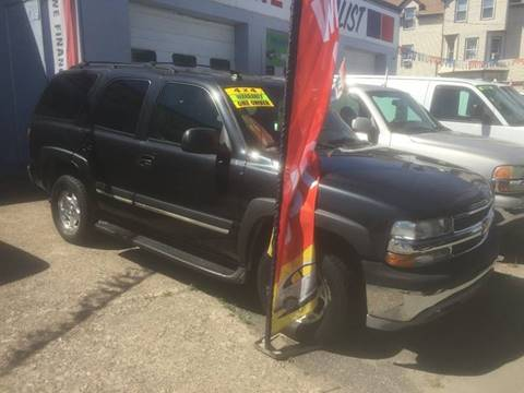 2004 Chevrolet Tahoe for sale in East Providence, RI