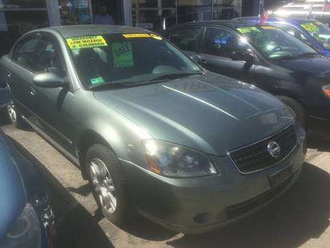 2005 Nissan Altima for sale in East Providence, RI