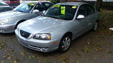 2004 Hyundai Elantra for sale in East Providence, RI