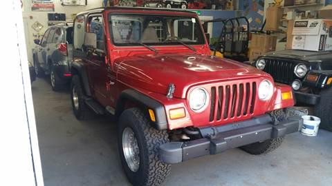 1998 Jeep Wrangler for sale in East Providence, RI