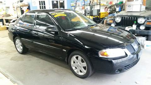 2006 Nissan Sentra for sale in East Providence, RI