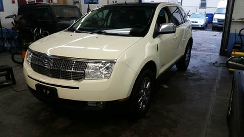 2008 Lincoln MKX for sale at Devaney Auto Sales & Service in East Providence RI