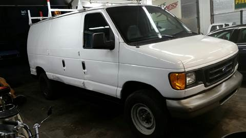 2006 Ford E-Series Cargo for sale at Devaney Auto Sales & Service in East Providence RI