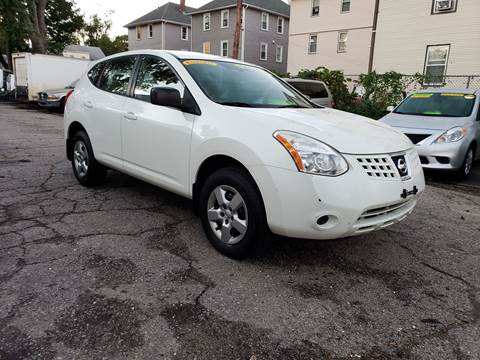 2008 Nissan Rogue for sale at Devaney Auto Sales & Service in East Providence RI