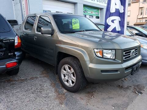 2007 Honda Ridgeline for sale in East Providence, RI