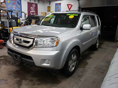 2011 Honda Pilot for sale at Devaney Auto Sales & Service in East Providence RI