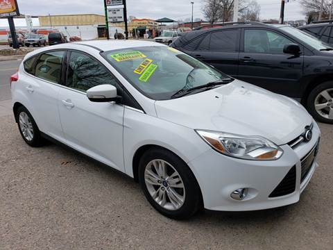 2012 Ford Focus for sale in East Providence, RI