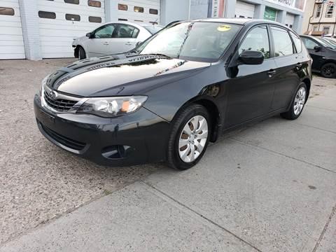 2009 Subaru Impreza for sale at Devaney Auto Sales & Service in East Providence RI