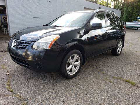 2009 Nissan Rogue for sale at Devaney Auto Sales & Service in East Providence RI