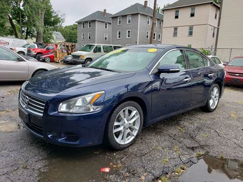 2010 Nissan Maxima for sale in East Providence, RI