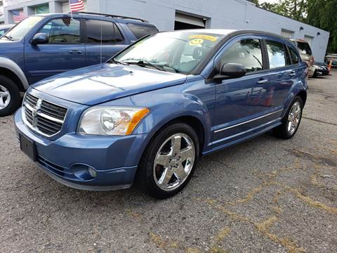 2007 Dodge Caliber for sale at Devaney Auto Sales & Service in East Providence RI