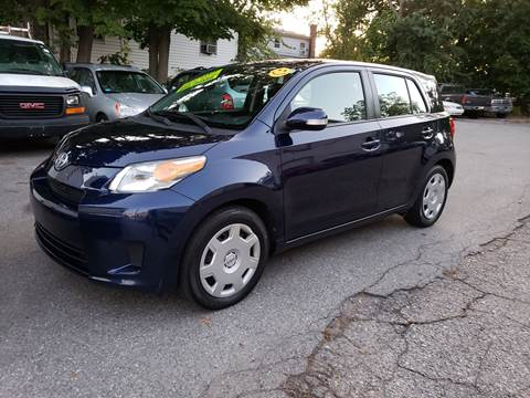 2010 Scion xD for sale at Devaney Auto Sales & Service in East Providence RI