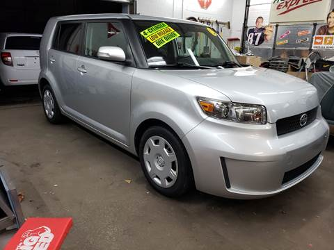 2008 Scion xB for sale at Devaney Auto Sales & Service in East Providence RI