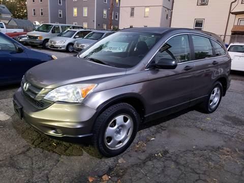 2010 Honda CR-V for sale at Devaney Auto Sales & Service in East Providence RI