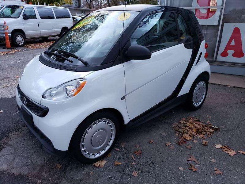 2013 Smart fortwo for sale at Devaney Auto Sales & Service in East Providence RI