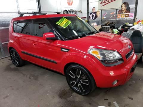 2011 Kia Soul for sale at Devaney Auto Sales & Service in East Providence RI