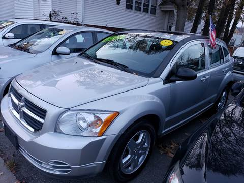 2009 Dodge Caliber for sale at Devaney Auto Sales & Service in East Providence RI