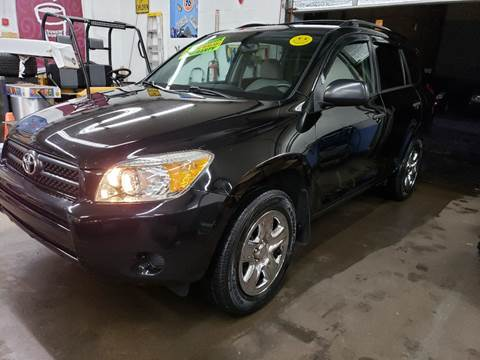 2006 Toyota RAV4 for sale at Devaney Auto Sales & Service in East Providence RI