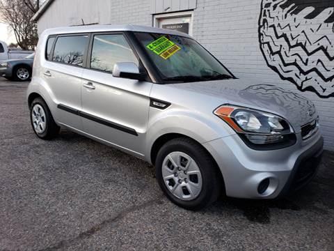 2012 Kia Soul for sale at Devaney Auto Sales & Service in East Providence RI