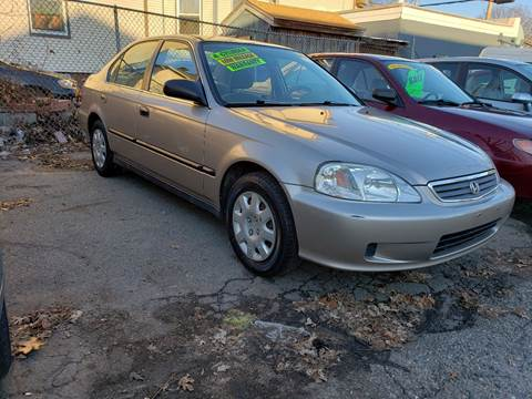 2000 Honda Civic for sale at Devaney Auto Sales & Service in East Providence RI