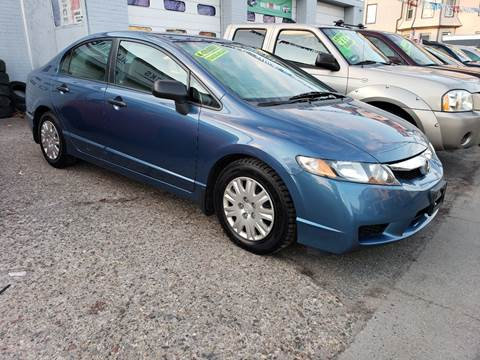 2009 Honda Civic for sale at Devaney Auto Sales & Service in East Providence RI