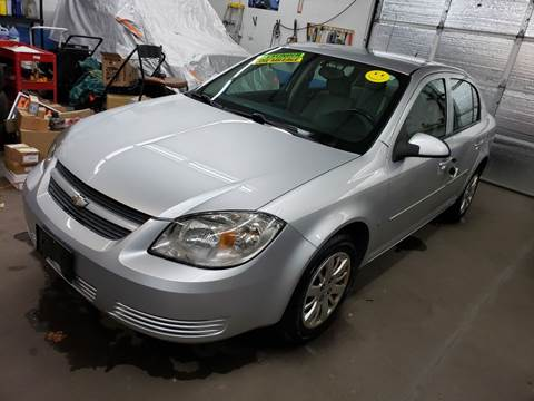 2009 Chevrolet Cobalt for sale at Devaney Auto Sales & Service in East Providence RI