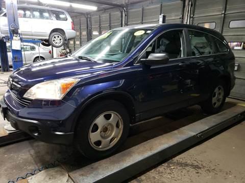 2008 Honda CR-V for sale at Devaney Auto Sales & Service in East Providence RI