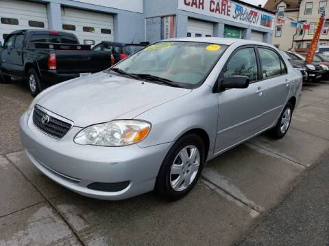 2005 Toyota Corolla for sale at Devaney Auto Sales & Service in East Providence RI