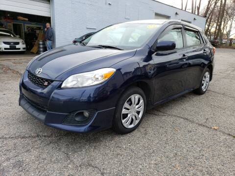 2009 Toyota Matrix for sale at Devaney Auto Sales & Service in East Providence RI