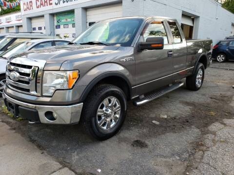 2009 Ford F-150 for sale at Devaney Auto Sales & Service in East Providence RI
