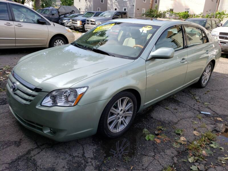 2007 Toyota Avalon for sale at Devaney Auto Sales & Service in East Providence RI