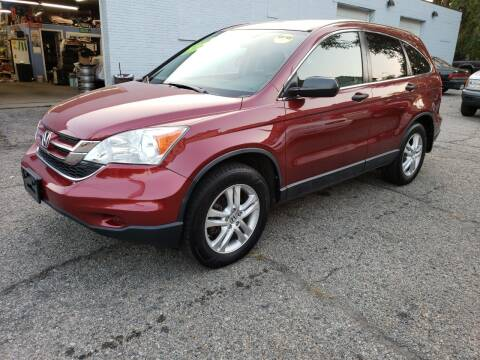 2010 Honda CR-V for sale at Devaney Auto Sales & Service in East Providence RI