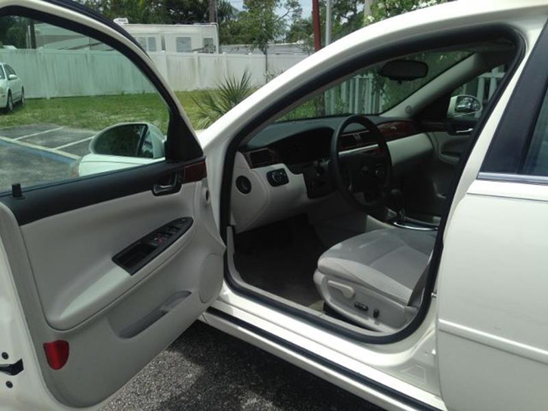2007 Chevrolet Impala LS 4dr Sedan - North Fort Myers FL