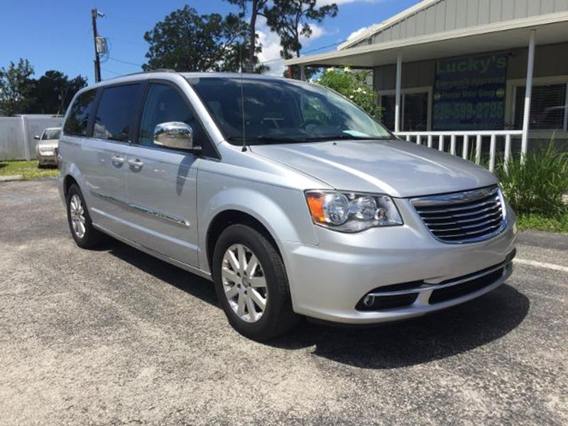 2011 Chrysler Town and Country Touring-L 4dr Mini-Van - North Fort Myers FL
