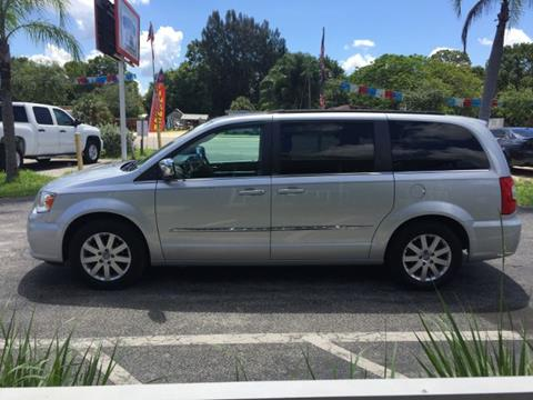 2011 Chrysler Town and Country for sale in North Fort Myers, FL
