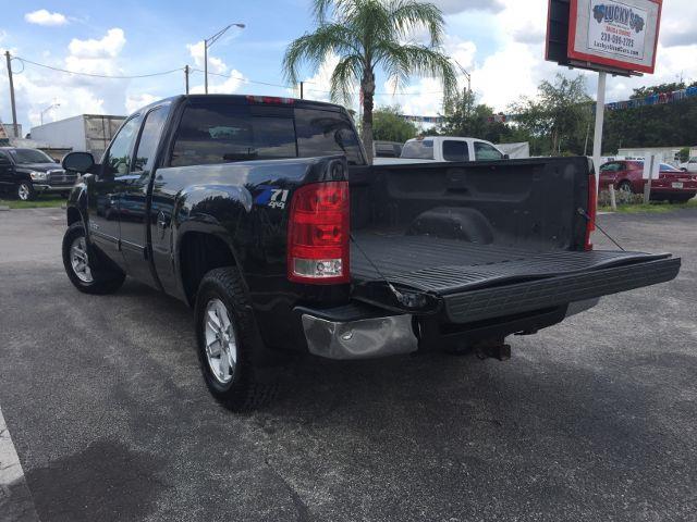 2007 GMC Sierra 1500 SLT Pickup 4D 6 1/2 ft - North Fort Myers FL
