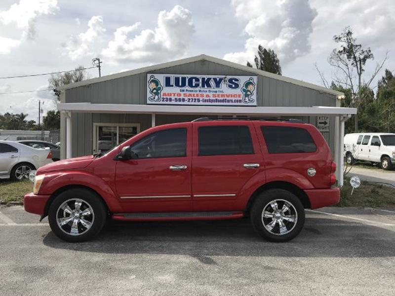 2004 Dodge Durango Limited 4WD 4dr SUV - North Fort Myers FL