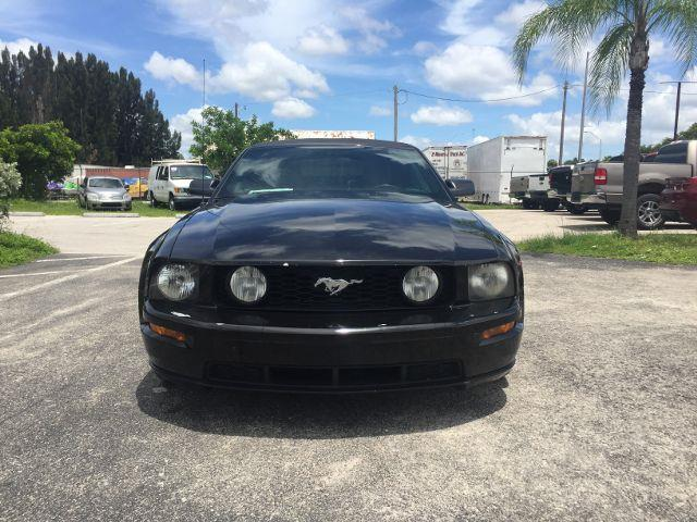 2007 Ford Mustang GT Premium Convertible 2D - North Fort Myers FL