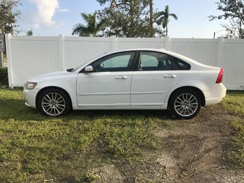 2010 Volvo S40 for sale in North Fort Myers, FL