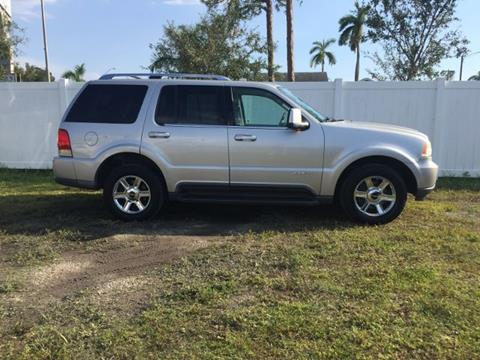 2005 Lincoln Aviator for sale in North Fort Myers, FL