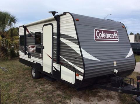 2017 Coleman LANTERN EDITION for sale in North Fort Myers, FL