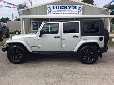 2010 Jeep Wrangler Unlimited for sale in North Fort Myers, FL