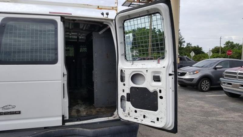 2006 Ford E-Series Cargo E-250 3dr Van - North Fort Myers FL