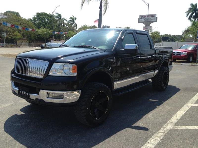 2006 Lincoln Mark LT 4dr SuperCrew 4WD SB - North Fort Myers FL