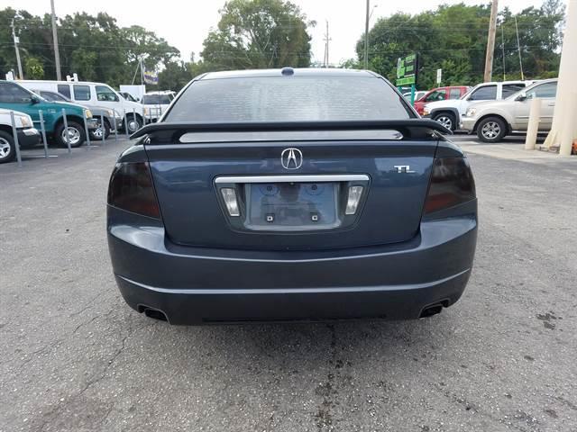 2007 Acura TL 3.2 Sedan 4D - North Fort Myers FL