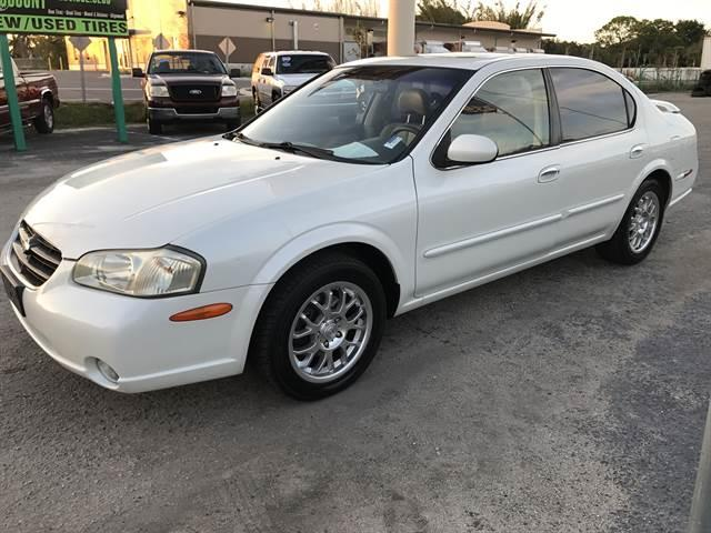 2000 Nissan Maxima GLE Sedan 4D - North Fort Myers FL