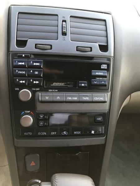 2000 Nissan Maxima GLE Sedan 4D - North Fort Myers FL